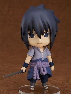 Nendoroid NARUTO SHIPPUDEN Sasuke Uchiha GOOD SMILE COMPANY