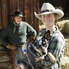 Dog-Friendly Dude Ranches