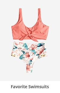 Favorite Swimsuits