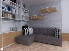Gabinet styl Skandynawski - zdjęcie od ap. studio architektoniczne Aurelia Palczewska-Dreszler - Gabinet - Styl Skandynawski - ap. studio architektoniczne Aurelia Palczewska-Dreszler
