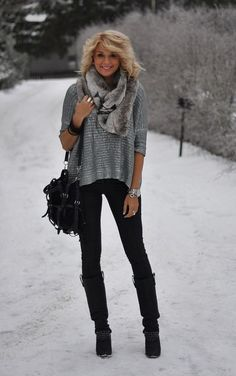 Awesome 48 Best Fashion Winter Boots Ideas for Women You Should Wear. More at http://aksahinjewelry.com/2017/11/13/48-best-fashion-winter-boots-ideas-women-wear/