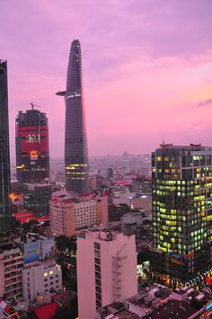 Saigon by night  Photography by Paul de Groeve #saigonbynight