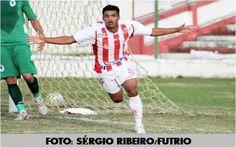 Portal Esporte São José do Sabugi: Atacante Du Paraíba marca no empate do Bangu contr...
