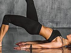 The Mat Pilates Workout That Covers All the Bases