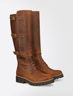 Leather boots, tobacco - Weekend Max Mara Product page. Leather boots from  Weekend Maxmara. See more. Chloé Harper lace-up ...