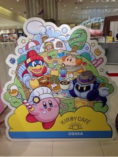 Kirby cafe open day in Osaka (@KirbyCafeJP). I WANNA GOOOO!!!!!