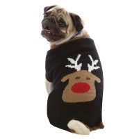 PetHoliday™ by Top Paw™ Holiday Reindeer Sweater  - PetSmart