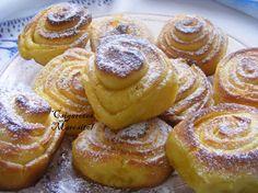 Csiga rétes Ital Food, Cinnabon, Sweet Cookies, The Jacksons, Hungarian Recipes, Sweet Pastries, Winter Food, Nutella, Cake Recipes