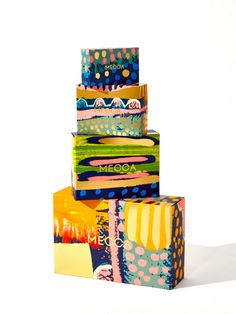 This Holiday Packaging Was Inspired By Aboriginal Art
