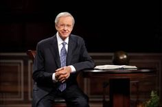 "Life Lessons - Charles Stanley  ""I have treasured the words of His mouth more than my necessary food."" Job 23:12  If we turn away from the Lord when hard times hit, where will we find hope, peace , truth ? God's Word is an immovable anchor in times of storm and living bread for those who hunger for righteousness ( Matt. 5: 6 )"