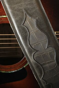 Ethos Custom Brands - Quicksilver Guitar Strap, http://www.ethoscustombrands.com/quicksilver-guitar-strap