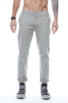 James Jeans Slim leg trouser in Zen
