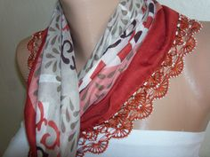 Gorgeous Turkish Traditional YemeniOyaFloral by colourfulrose, $24.90