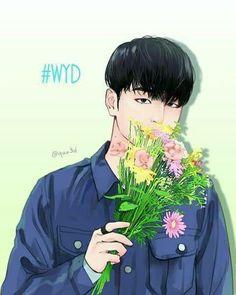 👍Amazing Fan art...June