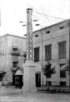 Porta del Sol. A finals del segle XIX
