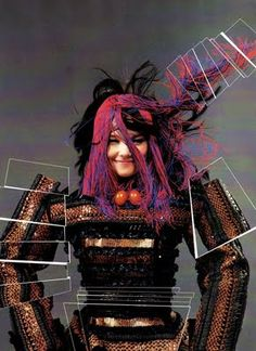 Fashion Reactor: Jean-Paul Goude http://fashionreactor.blogspot.gr/2012/06/jean-paul-goude.html
