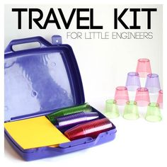 Travel Kit for Little Engineers
