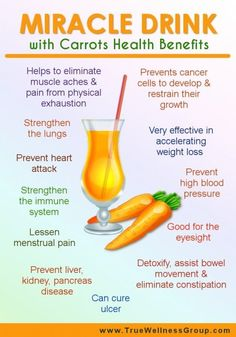 Healthy Drinks #Healthy #Drinks #Recipes Click here for the recipe http://www.promotehealthwellness.com/carrots-health-benefits/