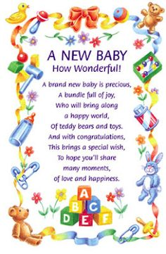 Images of congratulations on a newborn baby congratulations wishes congrats on new baby the new addition to their family with one of these greetings m4hsunfo