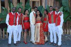 Ethiopian Wedding!