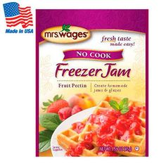 Mrs. Wages No Cook Freezer Jam Fruit Pectin - Mills Fleet Farm