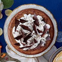 Decadent Chocolate-Espresso Cheesecake | MyRecipes.com