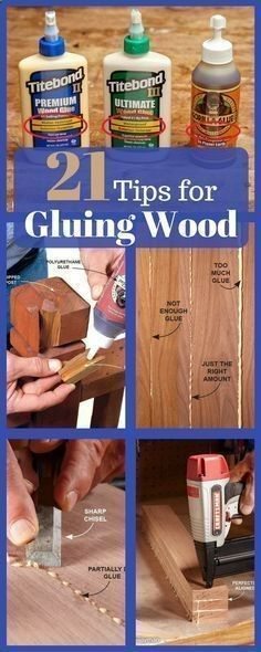 Wood Profit - Woodworking - Speed up your woodworking projects, improve the quality of glue connections and make your project look better with these tips for gluing wood. Discover How You Can Start A Woodworking Business From Home Easily in 7 Days With NO Capital Needed!