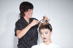 Sassoon Academy @ Wella Professionals World Studio NYC  photo Randy Taylor