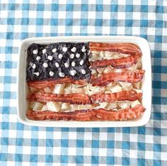 …here's how to make an easy, star-spangled side dish that everybody will love.