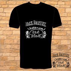 Jack Daniels TShirt   Hand Drawn Classic by snolbertogoster, $19.00