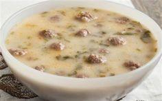 Karatay Mutfağı Topçata Çorbası