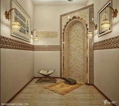 tiny home decorating ideas Home Room Design, Home Interior Design, House Design, Korean House, Decoraciones Ramadan, Prayer Corner, Islamic Decor, Prayer Room, Room Goals