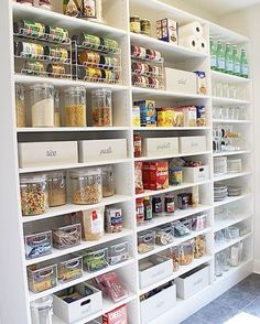 Now this pantry would certainly make cooking that much more enjoyable!
