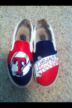 Texas Rangers TOMS!