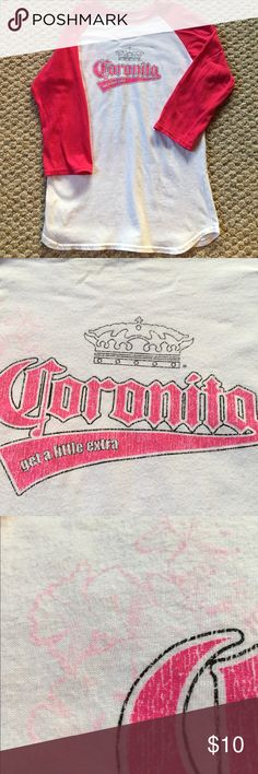 "SUPER SOFT CORONITA ""get a little extra"" TEE 🌺....SUPER SOFT.... Tops Tees - Long Sleeve"