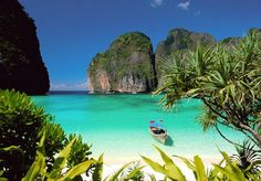 Amazing beach in Thailand