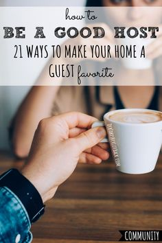 Ever get the feeling your guests don't quite feel at home in your home? Here are all of the tips you need to not only be a good host, but a guest favorite! Praying For Your Family, Comfy Blankets, Hygge Home, Stay At Home Mom, Hosting Company, Host A Party, Hospitality, House Guests, Guest Room