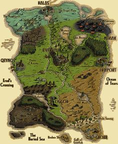 EverQuest Map Preserve