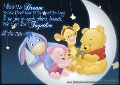 Dream and together...
