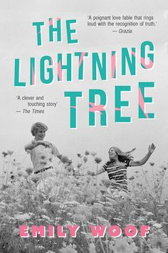 Tree Abraham book cover design of The Lightning Tree by Emily Woof. #coverdesign #book #treexthree #treeabraham