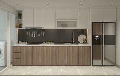 Kitchen Room Design, Kitchen Cabinet Design, Kitchen Sets, Kitchen Interior, Swedish Interiors, Wardrobe Door Designs, Kitchen Cabinet Remodel, Home Goods Decor, Minimalist Kitchen