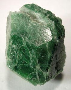 Fluor-uvite, Ca(Mg3)MgAl5(Si6O18)(BO3)3(OH)3F, Franklin, Franklin Mining District, Sussex Co., New Jersey, USA. Copyright © Rob Lavinsky & irocks.com. IMA 2011-s.p.
