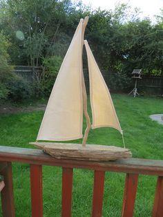 driftwood boat | Flickr - Photo Sharing!