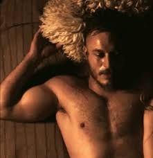 "Travis Fimmel - Ragnar on History Channel's ""Vikings"""