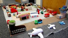Knitter Creates An Entire City Out Of Wool