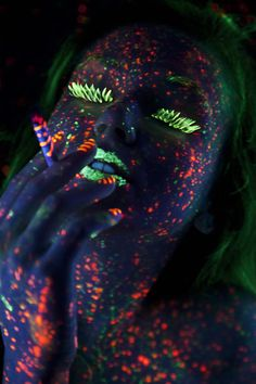 The Newbie: Sabrina Sarl's amazing neon light photography