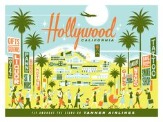 Hollywood by Eric Tan