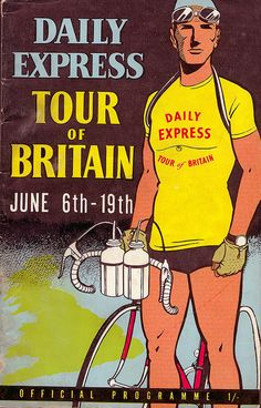 Tour of Britain Programme. by Paris-Roubaix, via Flickr