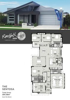 The Sentosa | Display Home Landsdale | Ross North Homes, Perth