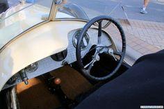 1931 Morgan Aero. As seen at the 2015 Texas All British Cars Day show.